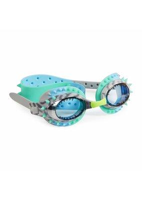 Bling2O ***Raptor Blue Grey Swim Goggles