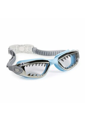 Bling2O ***Baby Blue Jaws Shark Swim Goggles