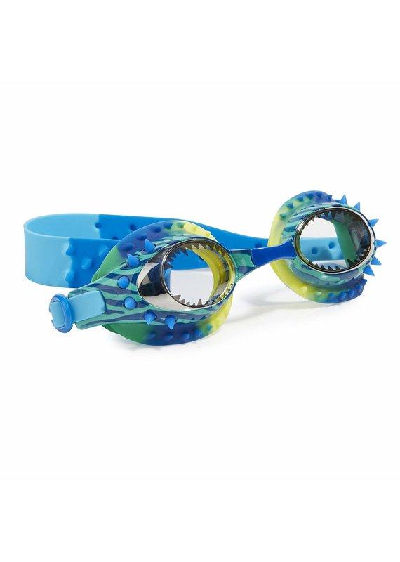 Bling2O ***Dino-Mite Blue Swim Goggles