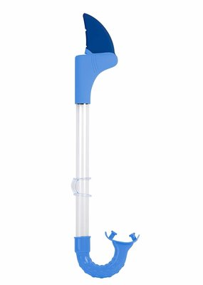 Bling2O ***Blue Shark Fin Snorkel
