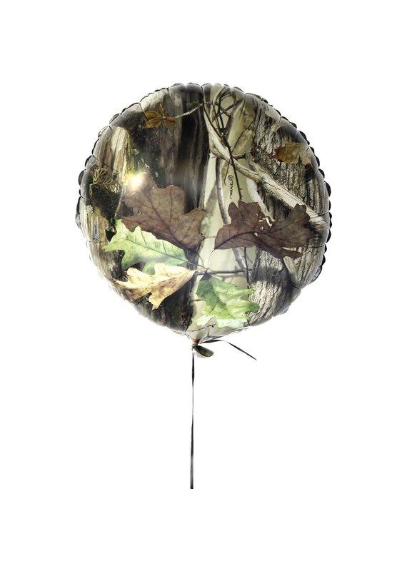 "***Next Camo 18"" Mylar Balloon"