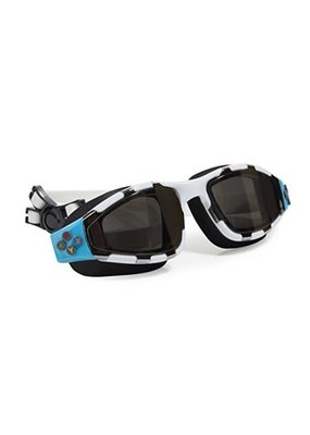 Bling2O ***Platinum Edition White Swim Goggles