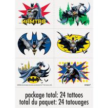 ***Batman Tattoos
