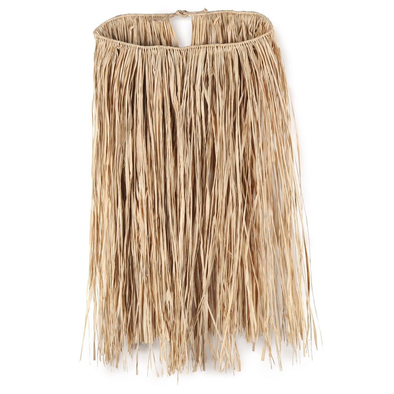 Nude adult hula skirt