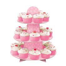 ***Pink Cupcake Stand