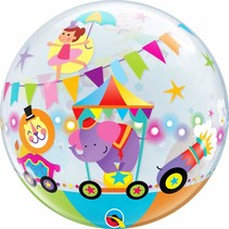 "***Circus 22"" Bubble Balloon"