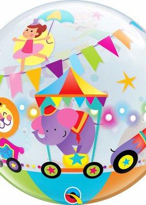 """***Circus 22"""" Bubble Balloon"""