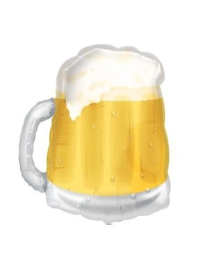 "***Beer Mug 23"" Mylar"