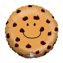 "***Chocolate Chip Cookie 21"" Mylar Balloon"