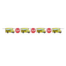 """***School Bus Banner 6"""" x 8'"""