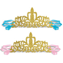 ***Princess Glittered Tiaras