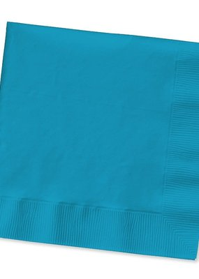 ***Turquoise 2ply Lunch Napkins 50ct