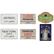 """***Prohibition Cutouts 11""""-14"""""""