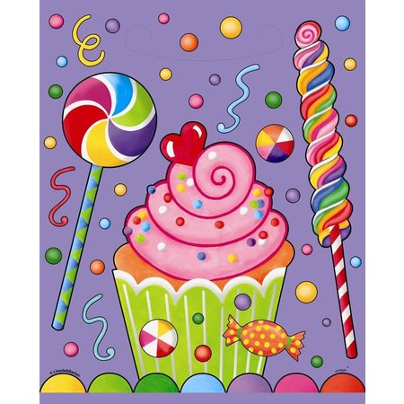 ***Candy Party Treat Bags