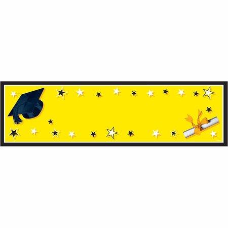 ***Yellow Customize It Giant Banner Kit