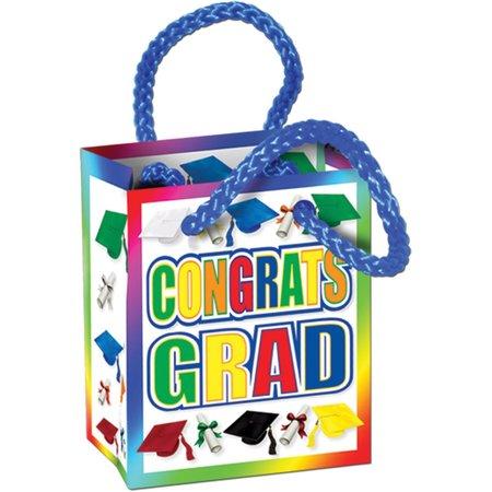 ***Mini Graduation Gift Bags (4pc)