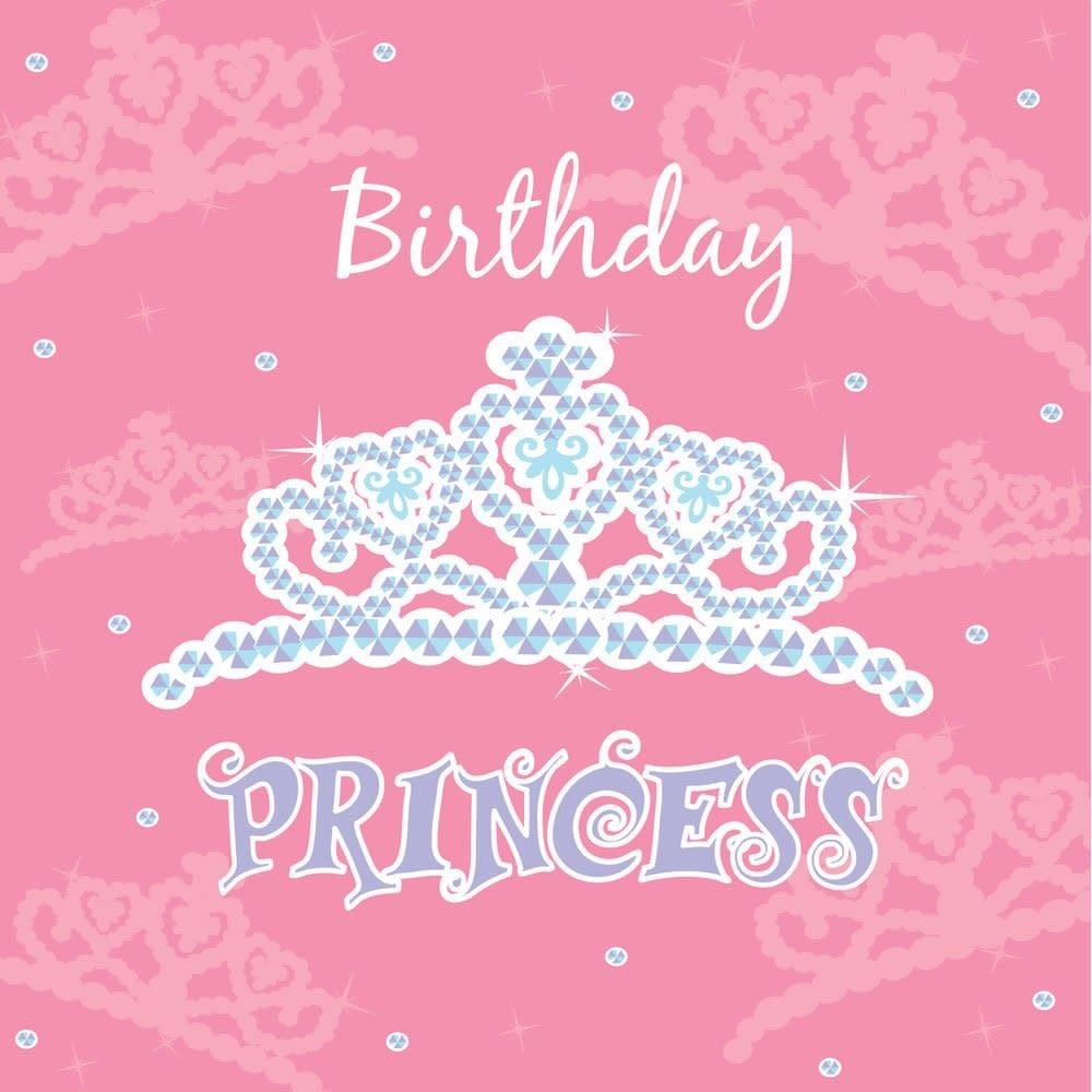 precious family princes birthday - 1000×1000