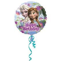"***Frozen Happy Birthday 18"" Mylar Balloon"