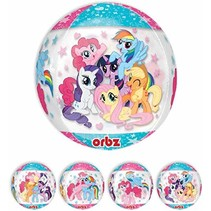 ***My Little Pony Orbz Balloon
