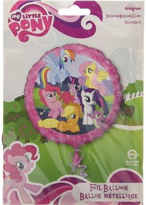 "***My Little Pony 18"" Mylar Balloon"