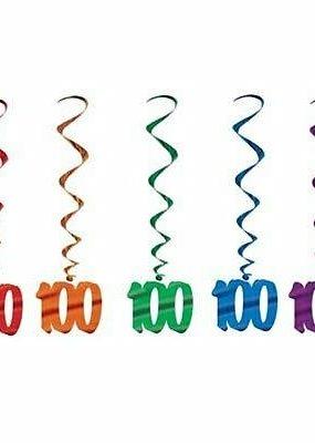 ***100 Birthday Whirls