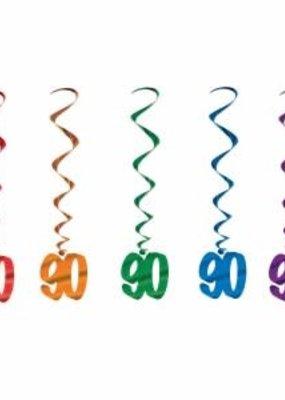 ***90 Birthday Whirls