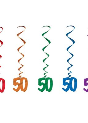 ***50 Birthday Whirls