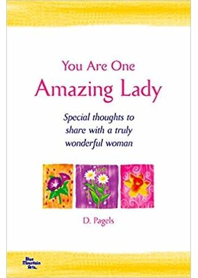 ***You Are Amazing Lady Book