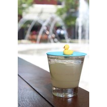 "***On Topz Rubber Duck 4"" Drink Topper"