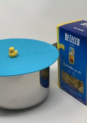 "On Topz ***On Topz Rubber Duck 9"" Food Storage Topper"