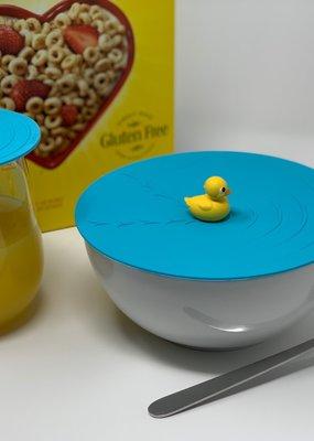 "On Topz ***On Topz Rubber Duck 6.5"" Food Storage Topper"