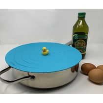 """***On Topz Rubber Duck 12"""" Food Storage Topper"""