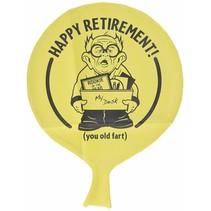 ***Retirement Woopee Cushion