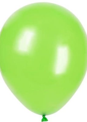 "***12"" Latex Balloons, 10ct - Lime Green"
