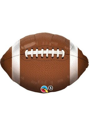 """***Huge 36"""" Football Shape Balloon"""