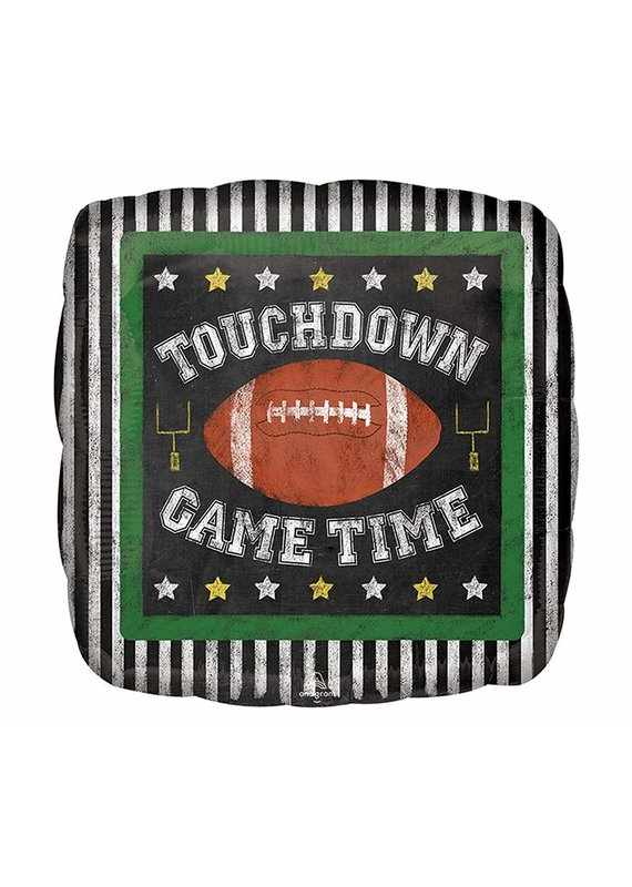*****Touchdown Football Mylar
