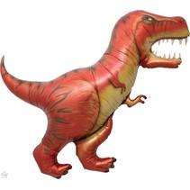 "***T-Rex Dinosaur Mylar Balloon 35x37"""