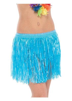 ***Blue Child Size Hula Skirt
