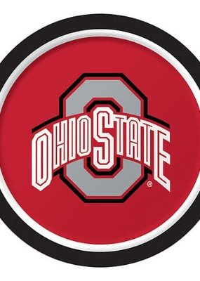 ***Ohio State University 9in Plate
