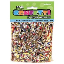 ***Foil Confetti Large Bag 2.5oz