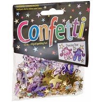 ***Dance Star Confetti .5oz Bag