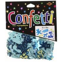 ***It's A Boy Confetti .5oz Bag