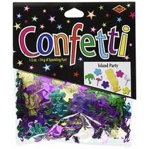 ***Island Party Confetti .5oz Bag