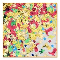 ***Western Party Confetti .5oz Bag