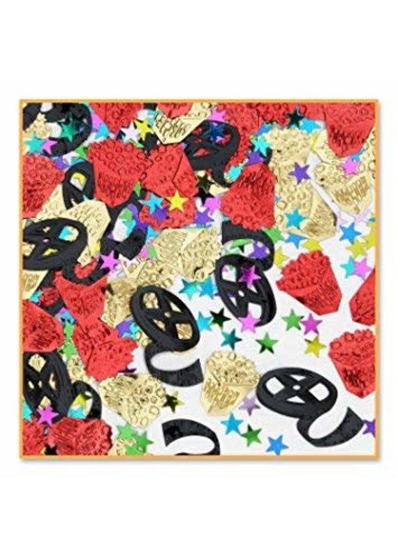 ***Movie Night Confetti .5oz Bag