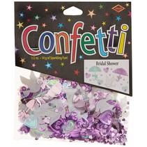 ***Bridal Shower Confetti .5oz Bag