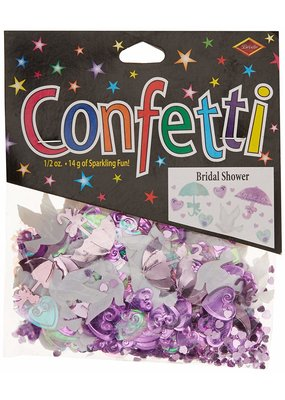***Bridal Shower Confetti .5oz Bag