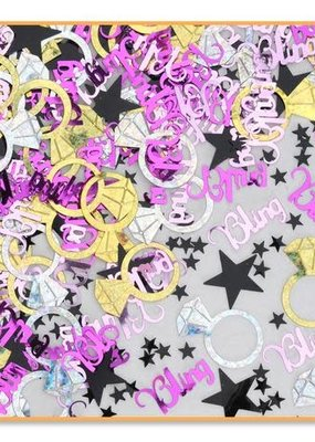 ***Diamond Ring Bling Confetti .5oz Bag
