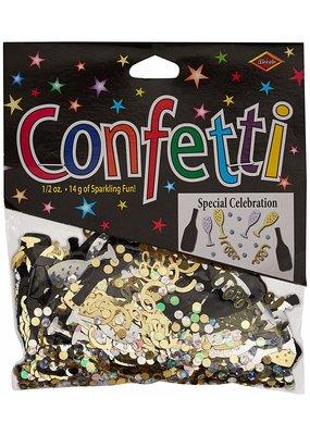 ***Special Celebration Confetti .5oz Bag