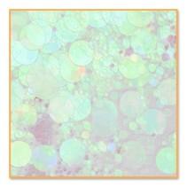 ***Iridescent Polka Dots Confetti .5oz Bag